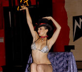 Sensational Katsuni Goes To Italy And Ends Up Pole Dancing 21