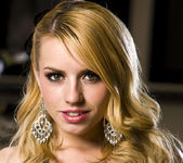 Lexi Belle Dressed Up All In Black 13