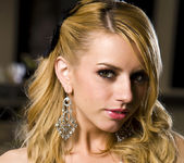 Lexi Belle Dressed Up All In Black 14