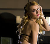 Lexi Belle Dressed Up All In Black 28