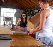 Eva Angelina & Delivery Guy 11