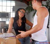 Eva Angelina & Delivery Guy 12