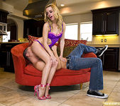 I Bought Some New Fancy Lingerie - Lexi Belle 10