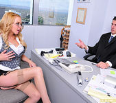 I Take My Naughty Secretary Roleplay To A Whole New Level 6