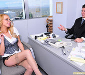 I Take My Naughty Secretary Roleplay To A Whole New Level 7