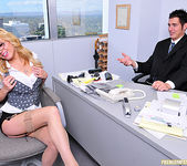 I Take My Naughty Secretary Roleplay To A Whole New Level 8