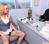 I Take My Naughty Secretary Roleplay To A Whole New Level 9