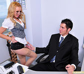 I Take My Naughty Secretary Roleplay To A Whole New Level 11