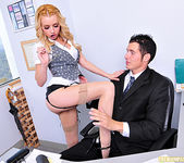I Take My Naughty Secretary Roleplay To A Whole New Level 12