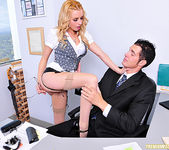I Take My Naughty Secretary Roleplay To A Whole New Level 14