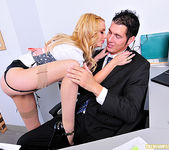 I Take My Naughty Secretary Roleplay To A Whole New Level 17