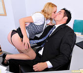 I Take My Naughty Secretary Roleplay To A Whole New Level 28