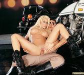Busty blonde Gina Lynn sucks and fucks a cop 13