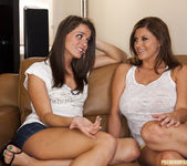 Tori Black and her big titted friend Sara Stone 6