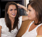 Tori Black and her big titted friend Sara Stone 26