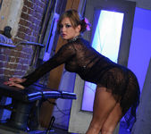 Tory Lane gets oiled up an horny 6