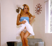 Hot, hot Lexi Belle gets naked 11