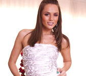 Tori Black undresses for the camera 16
