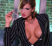 Tory Lane strips and gets nasty 17