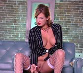 Tory Lane strips and gets nasty 20