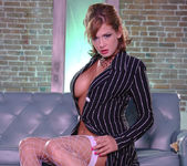 Tory Lane strips and gets nasty 22