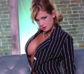 Tory Lane strips and gets nasty 23