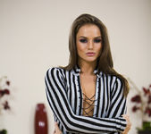 Tori Black gets naked and sexy 11