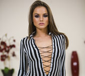 Tori Black gets naked and sexy 13