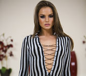 Tori Black gets naked and sexy 14
