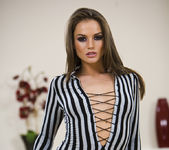 Tori Black gets naked and sexy 15