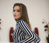Tori Black gets naked and sexy 23