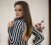Tori Black gets naked and sexy 28