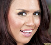 Eva Angelina gets down to the skin 22