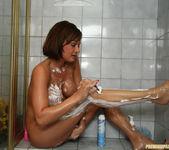 Tory Lane - Leg Shaving Time 16