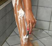 Tory Lane - Leg Shaving Time 28