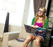 Lexi Belle Studying 20