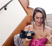 Tori Black - Horny morning and a camera 8