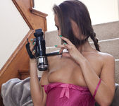 Tori Black - Horny morning and a camera 13
