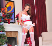 Tori Black - Lingerie By The Christmas Tree 24