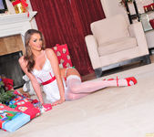 Tori Black - Lingerie By The Christmas Tree 29