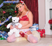 Lexi Belle - Lingerie and Fuzzy Boots 3