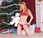 Lexi Belle - Lingerie and Fuzzy Boots 5