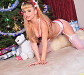 Lexi Belle - Lingerie and Fuzzy Boots 8