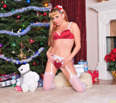 Lexi Belle - Lingerie and Fuzzy Boots 20