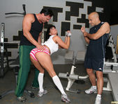 Tory Lane Wanted A Work Out... And Got It 10