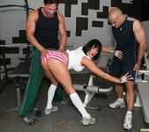 Tory Lane Wanted A Work Out... And Got It 13