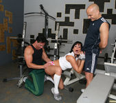 Tory Lane Wanted A Work Out... And Got It 20
