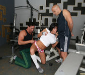 Tory Lane Wanted A Work Out... And Got It 24