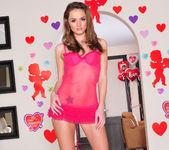 Tori Black - Pink Lingerie 4