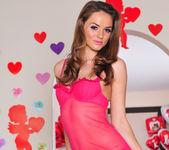 Tori Black - Pink Lingerie 10